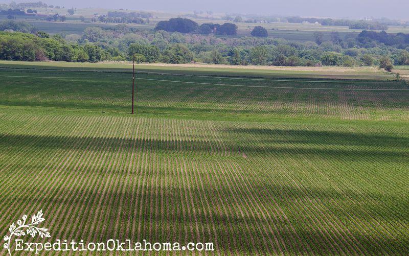 Spirit Mound South Dakota- Landscape-9153