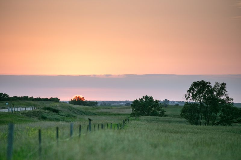 20140618-IMG_3847Sunset near Butte Nebraska_