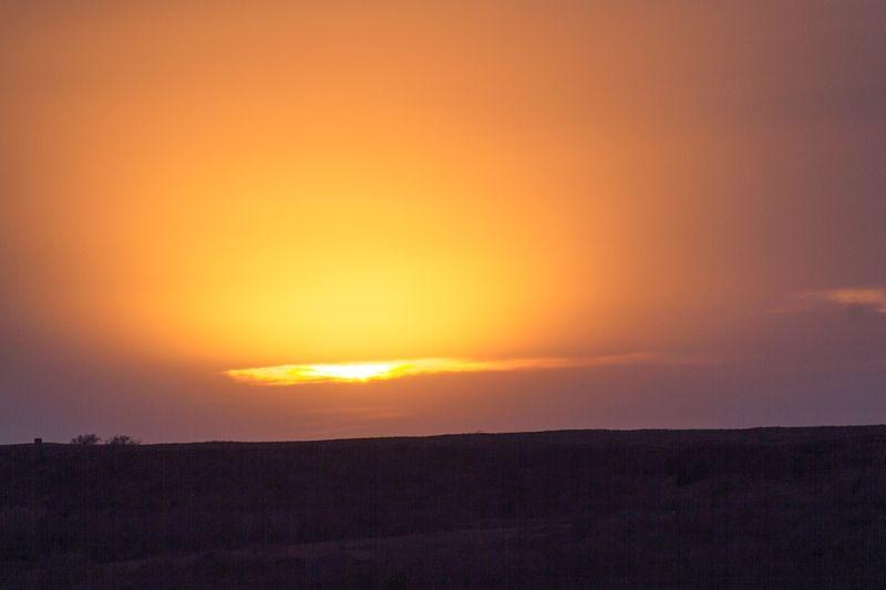 Sunset in Oklahoma-8164