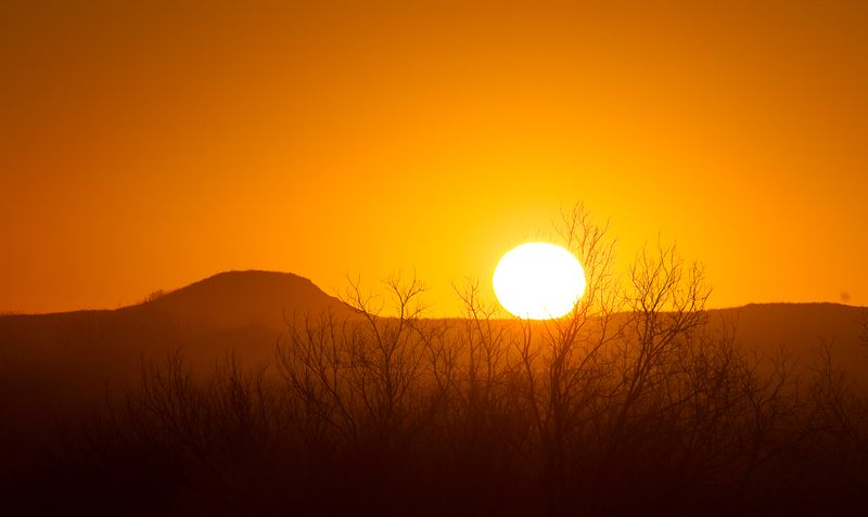 Sunrise over Sugarloaf-8206