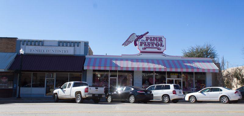 Pink Pistol in Tishomingo Oklahoma-8381