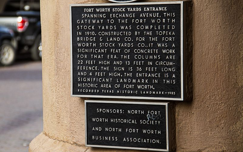 Ft Worth Stockyards-9474