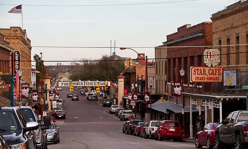 Fort Worth Stockyards-9493