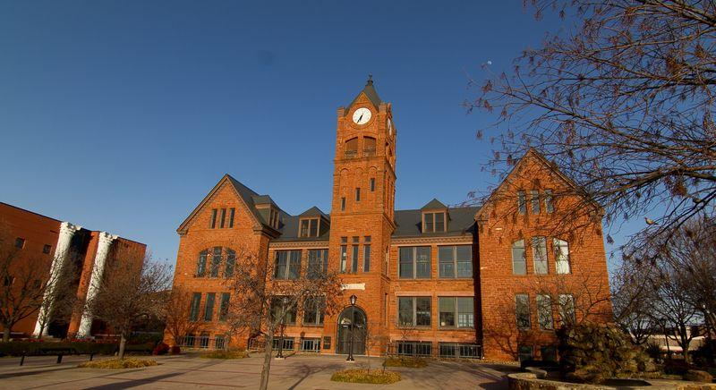 University of Central Oklahoma --UCO in Edmond-9284