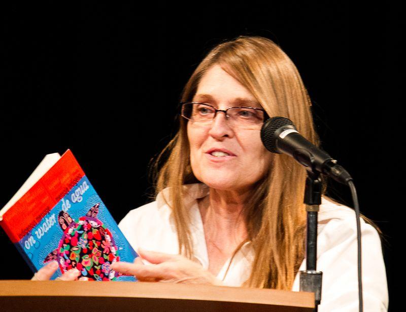 Allison Adele Hedge Coke  at UCO in Edmond-9342