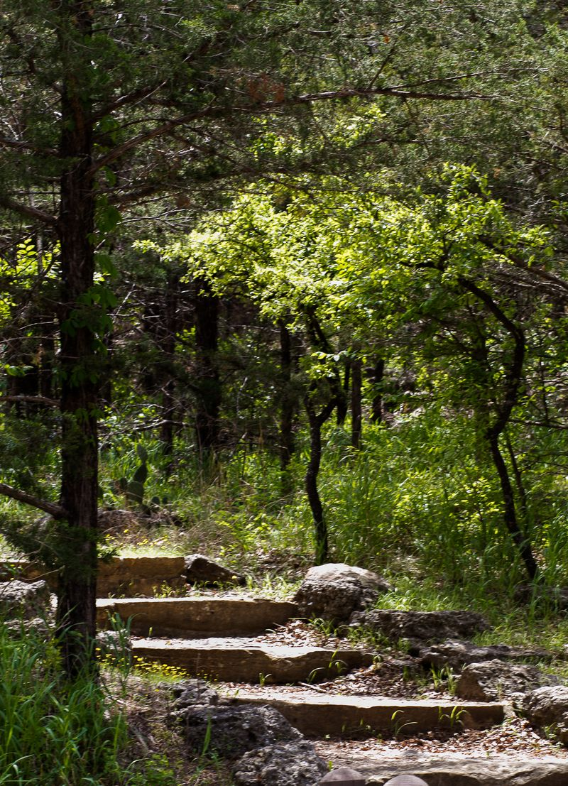 Chickasaw National Recreation Area in Sulphur Oklahoma-3776