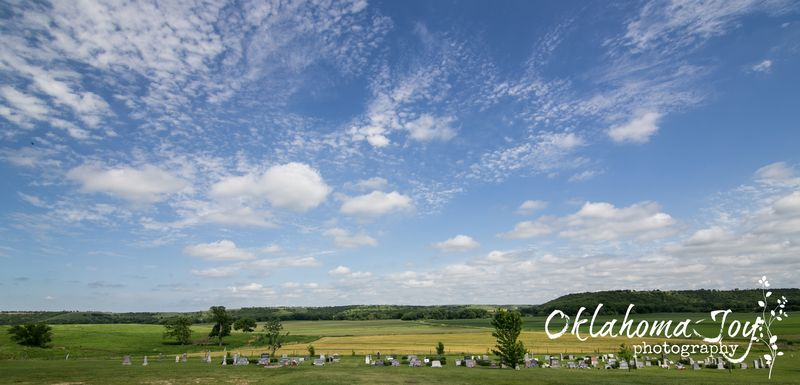 Flint Hills Cemetery near Junction City, KS-2078