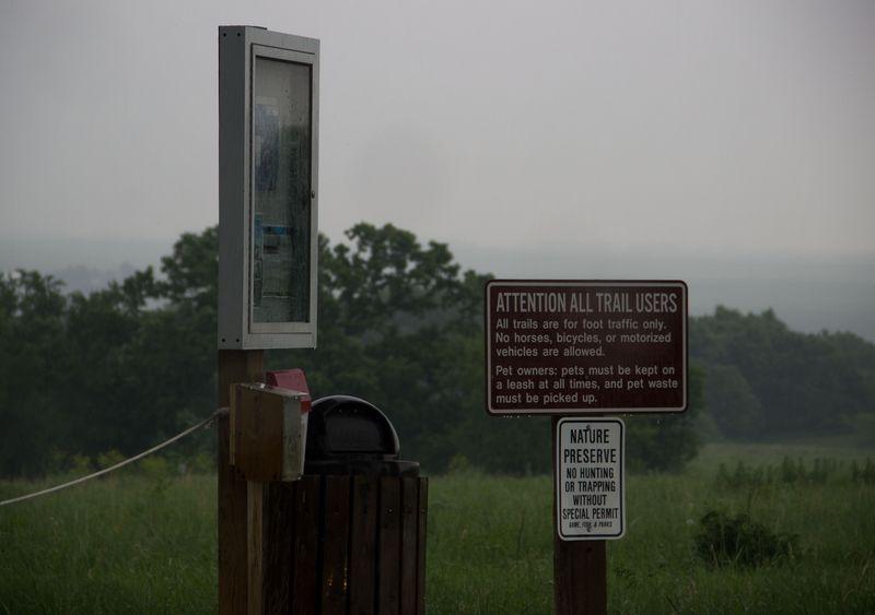 Blood Run South Dakota -Good Earth State Park-9020