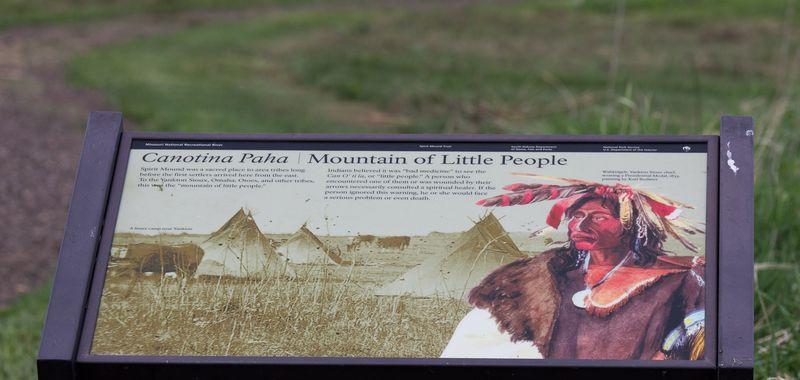 Spirit Mound - Mountain of Little People-9129