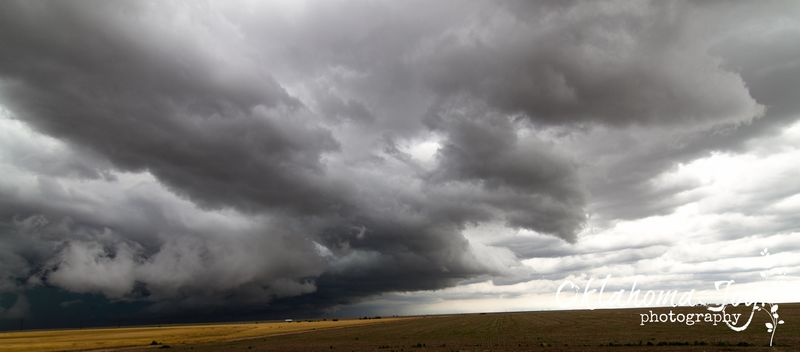 Storm outside of Ford Kansas 6-25-6881