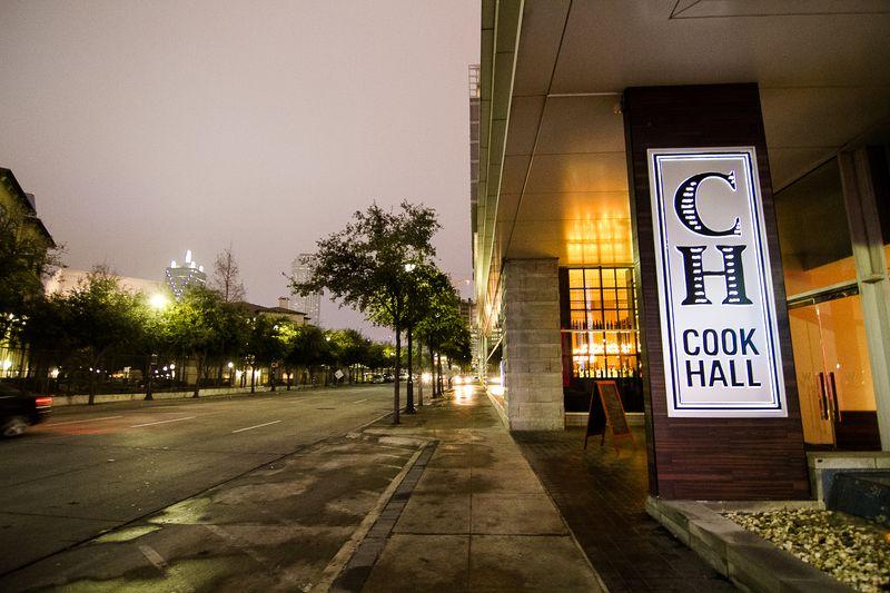 Cook Hall Gastropub  in Dallas Texas-8660