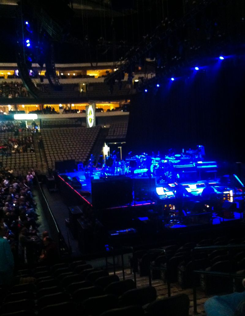 Section 105 American Airlines Center-
