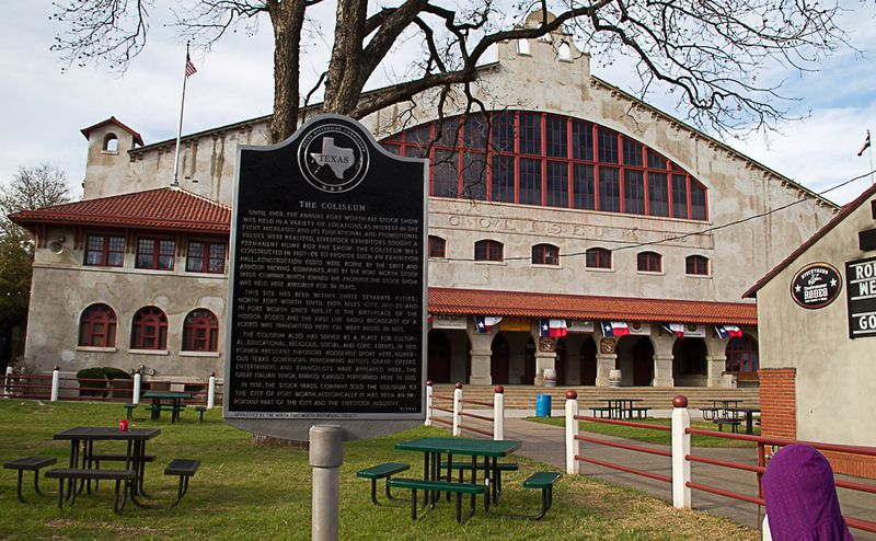 Fort Worth Stockyards-9431