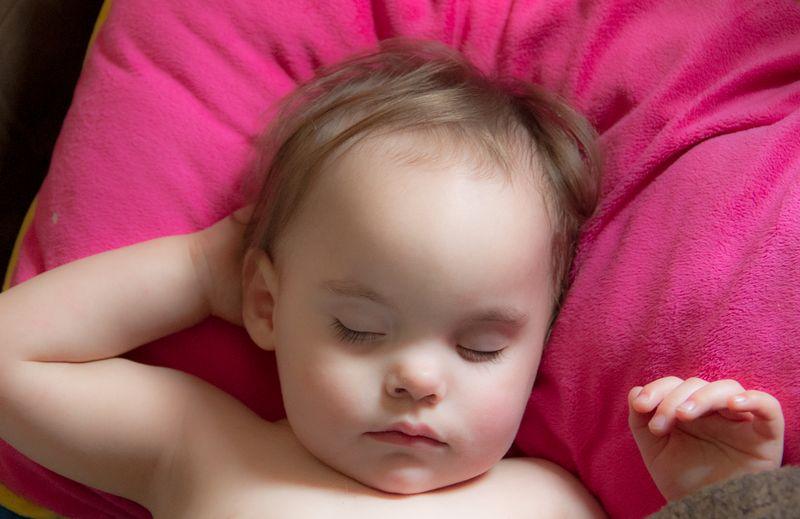 Sleeping baby-1441
