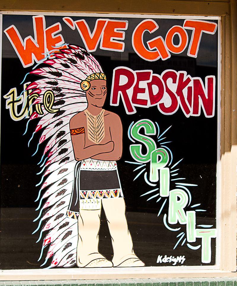 Rush Springs Redskins -9348