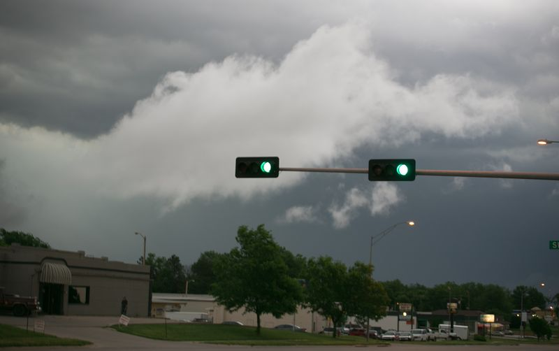 6-3-2014 Nebraska Storm Lincoln 0 Street and I80 -2243