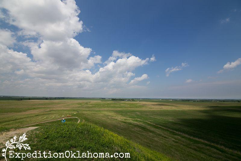 Spirit Mound South Dakota- Landscape Tammy-2877