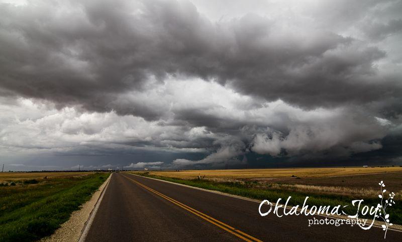 Storm outside of Ford Kansas 6-25-6880