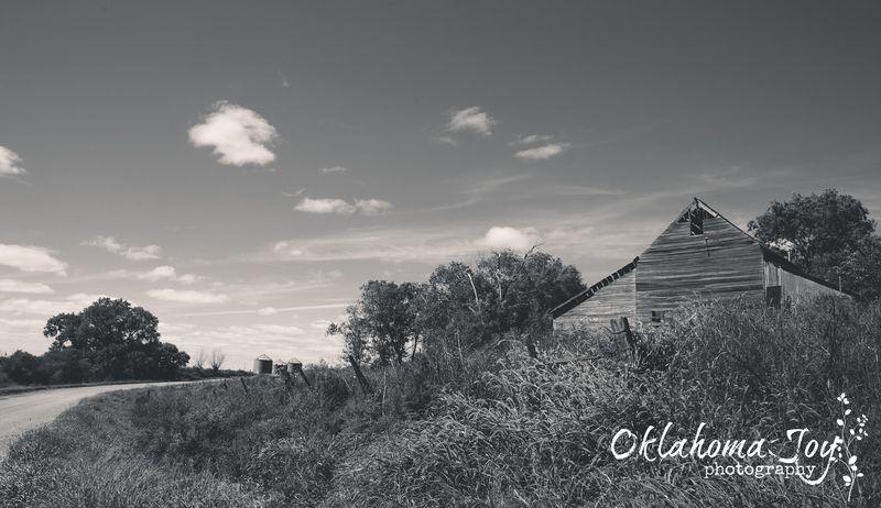 Barn near Edison Nebraska-8162