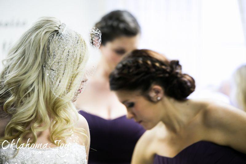 Blake and Amy Wedding-at the Church WM-6779