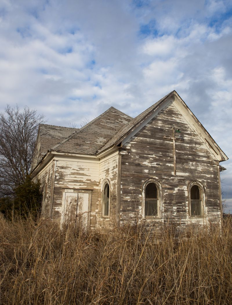 Old abandoned church -1