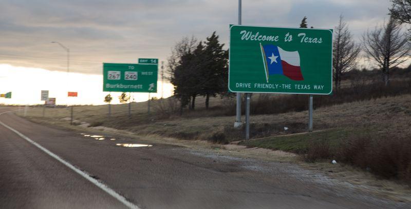 Burkburnett Texas -1