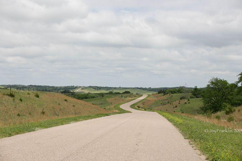 Ashfall State Park in Nebraska -2393