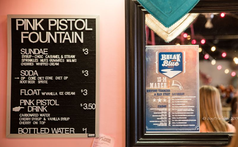 Miranda Lambert's The Pink Pistol in TIshomingo  -7443