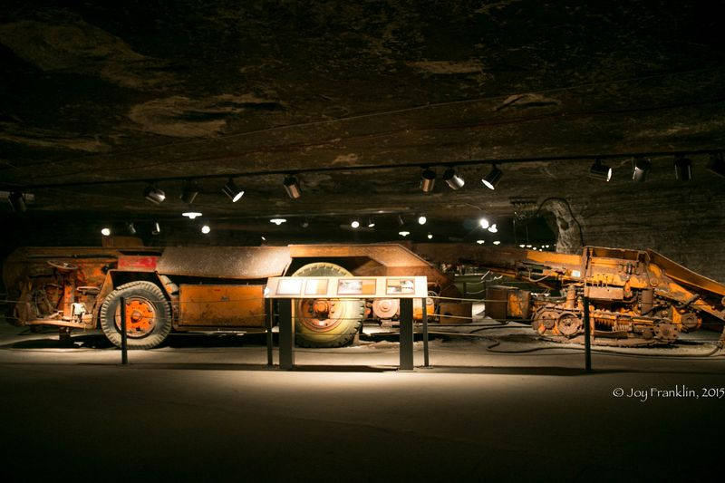 Strataca Salt Mine Museum in Hutchinson Kansas by Joy Franklin-8712