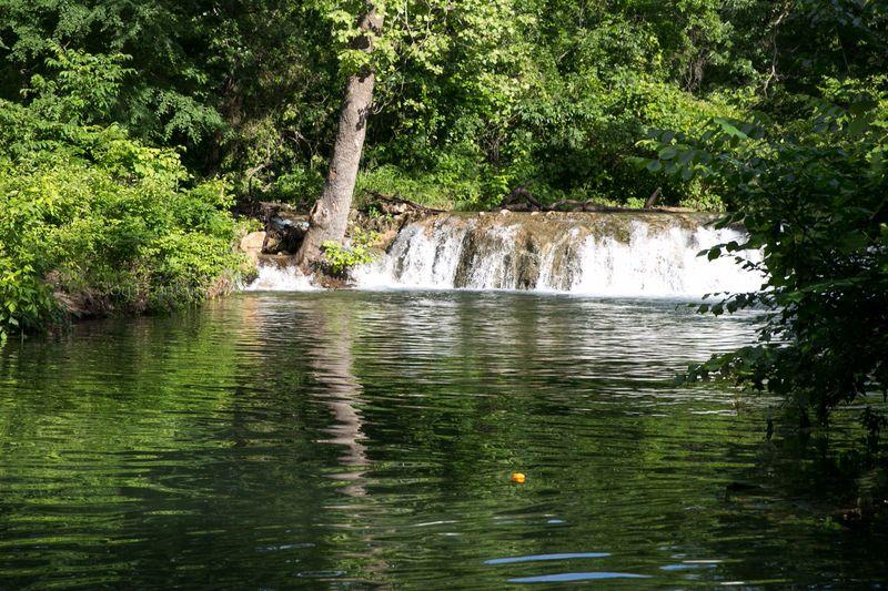 Little Niagara at Sulphur copyright Joy Franklin-1-2