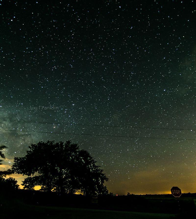 Stars and Lightning Storm -1-2