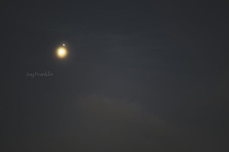 June 30 Venus Jupiter Conjunction -1-8