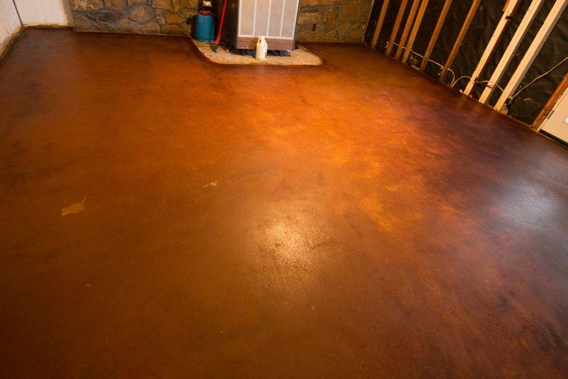 Family Room Floor -1