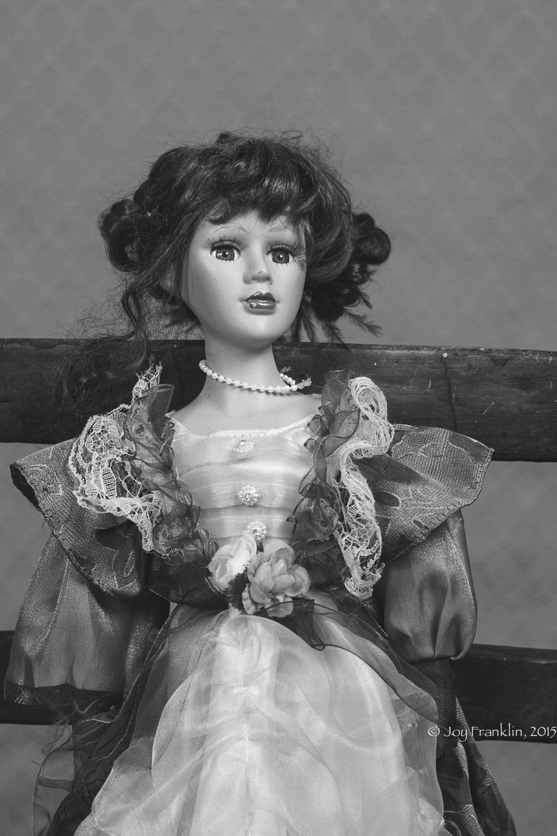 Creepy Doll -1-3