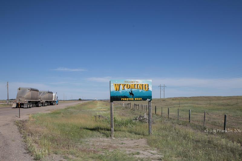 Wyoming -1