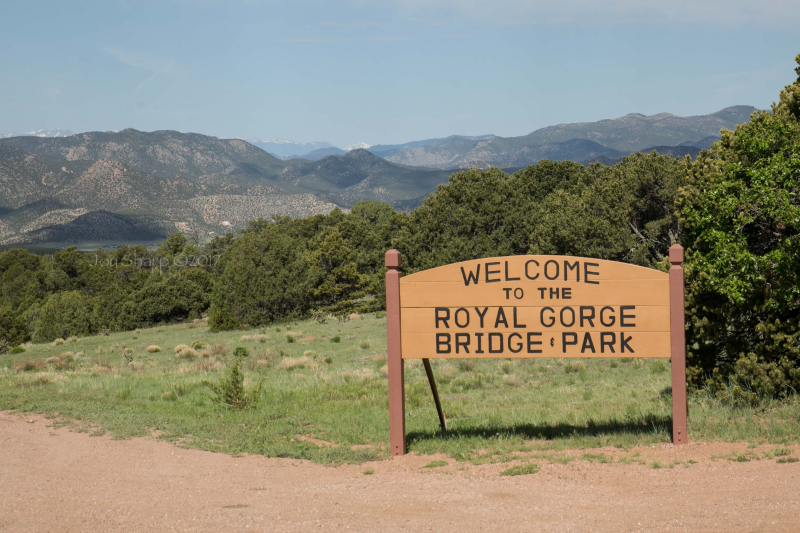 Royal Gorge Bridge- Colorado -1