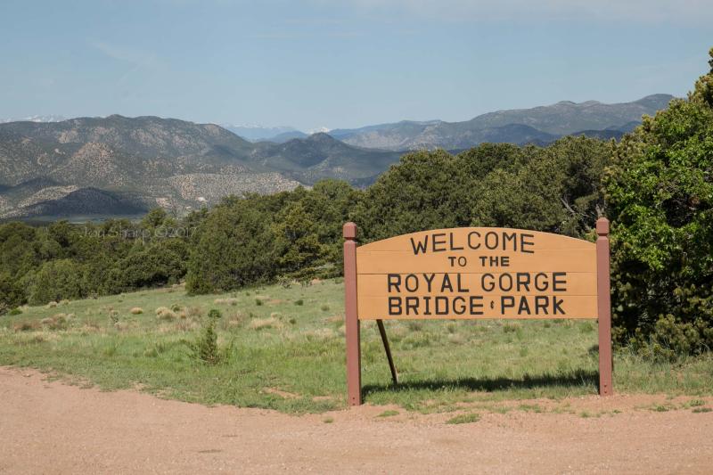 Royal Gorge Bridge- Colorado -1