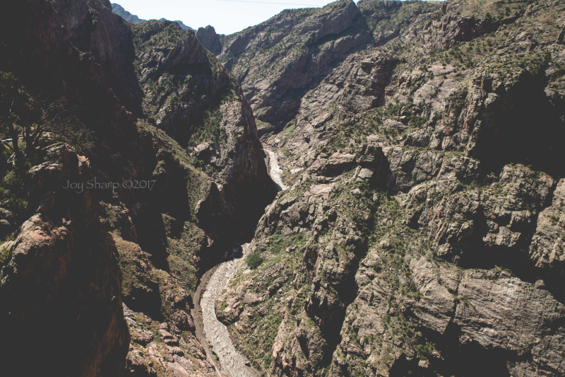 Royal Gorge Bridge- Colorado -1-5