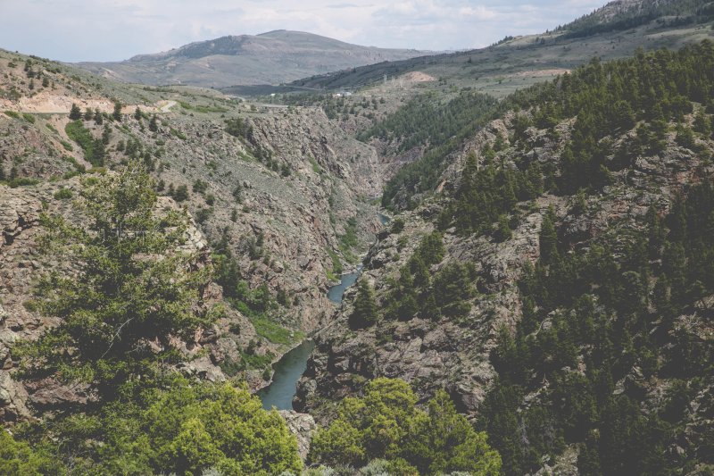 Black Canyon of the Gunnison -1-2