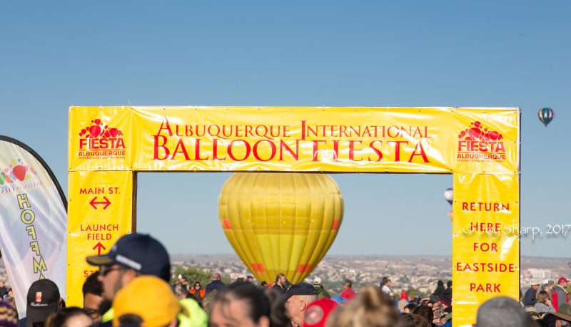 Balloon Fiesta New Mexico Albuquerque-1-2