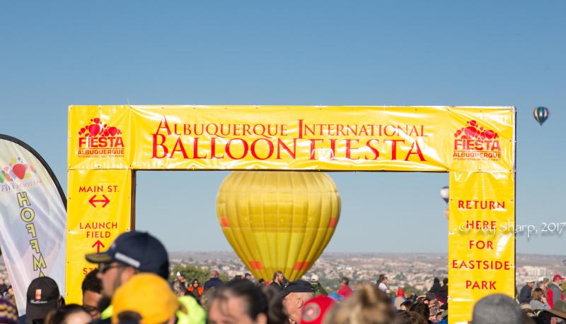 Balloon Fiesta New Mexico Albuquerque-1-2
