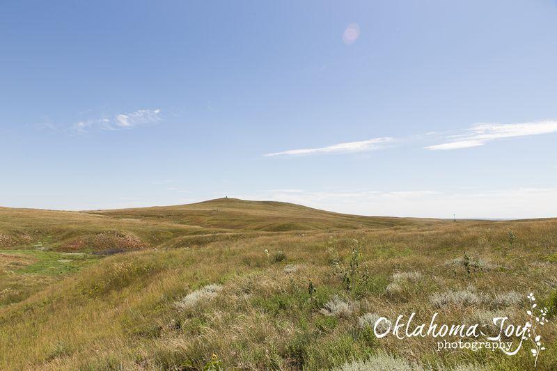 Big Basin Prairie Preserve in SW Kansas -8500