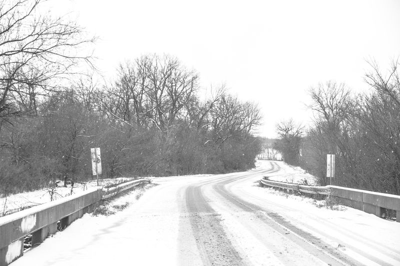 Snowy December 27th -1