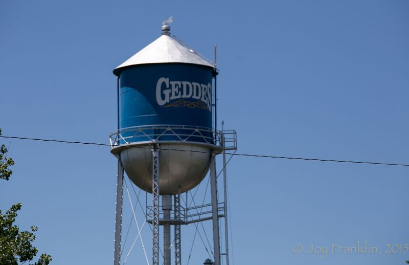 Geddes South Dakota -4535