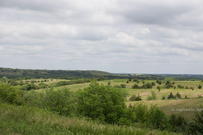 Ashfall State Park in Nebraska -2404
