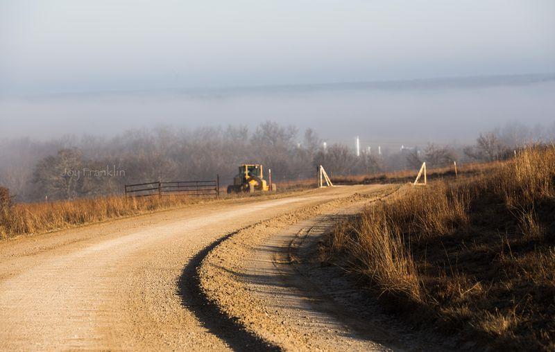 Foggy March Morning-7351
