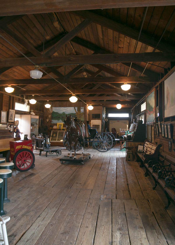 Pauls Valley Train Depot Museum -7871