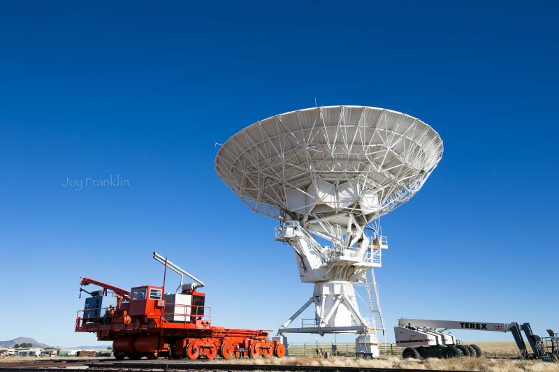 A Very Large Array -1-5