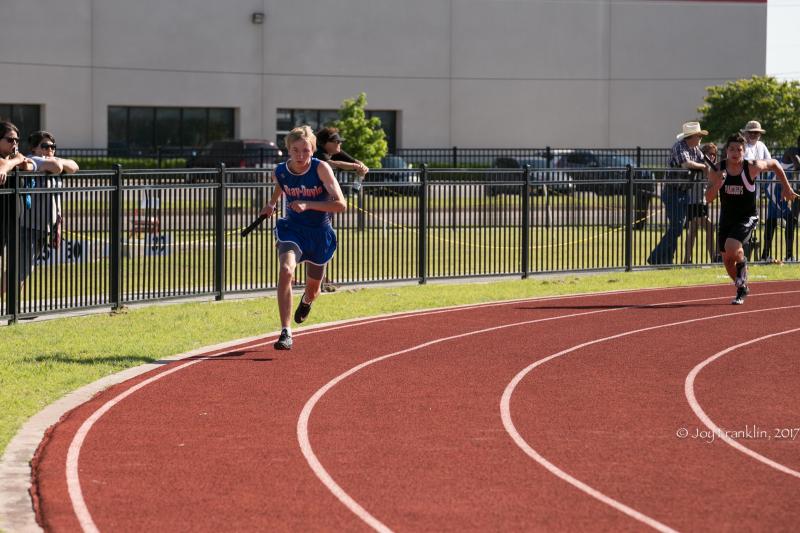 Justin Edmond Franklin State Track Saturday-1-3