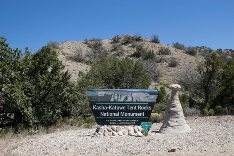 Kasha-Katuwe Tent Rocks National Monument New Mexico-1